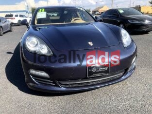 Porsche Panamera Base For Sale in Garden City KS