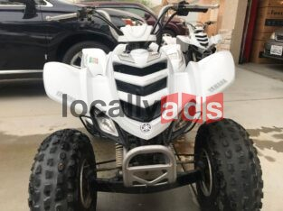 2006 Yamaha Raptor 80 for Sale in Lancaster, CA