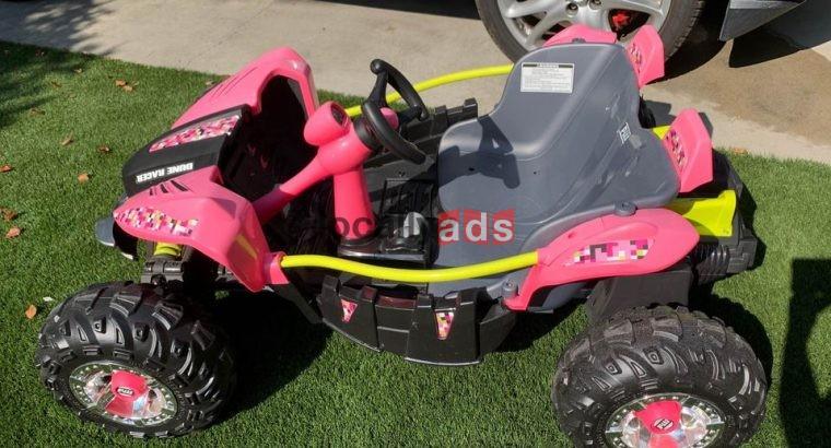 Kids Power Wheels Dune Racer